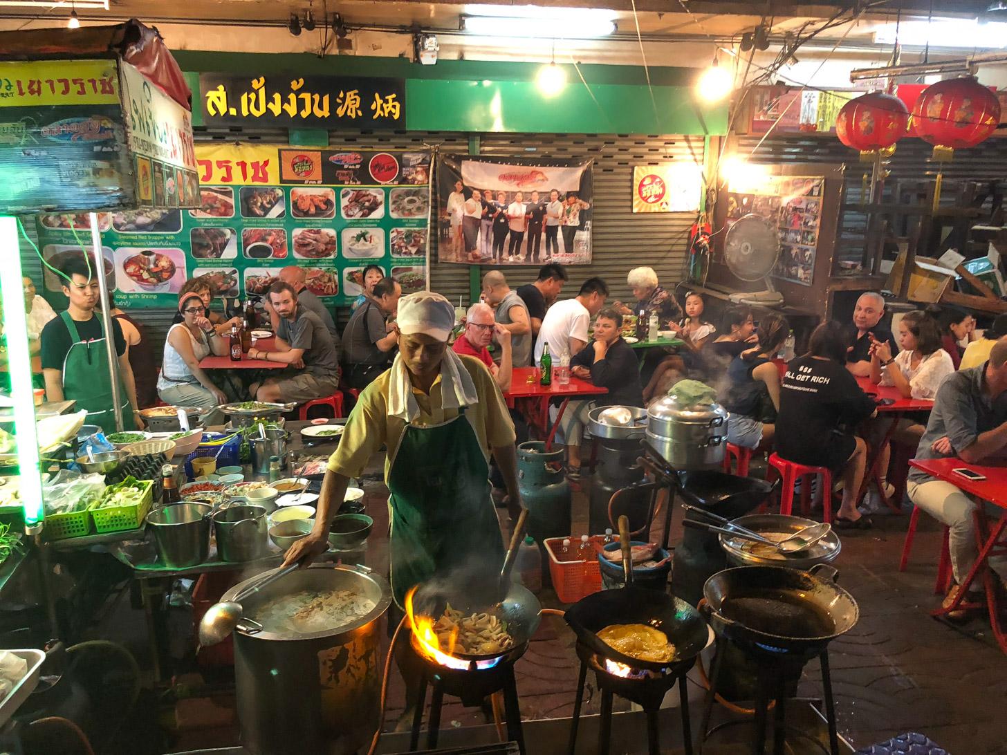 Waarom Bangkok bezoeken?